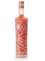 Daucourt Or-G French Vodka & Persimmon mingling with Papaya, Mango & Lime Liqueur 17% ABV 750ml
